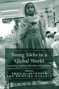 bokomslag Young Sikhs in a Global World