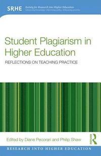 bokomslag Student Plagiarism in Higher Education