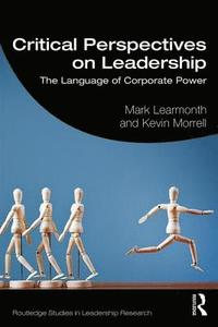 bokomslag Critical Perspectives on Leadership