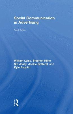 bokomslag Social Communication in Advertising