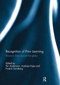 bokomslag Recognition of Prior Learning
