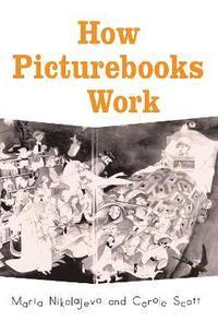 bokomslag How Picturebooks Work
