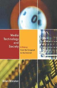 bokomslag Media,Technology and Society