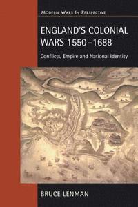 bokomslag England's Colonial Wars 1550-1688