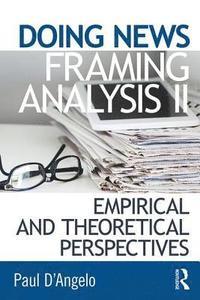 bokomslag Doing News Framing Analysis II