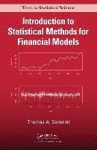 bokomslag Introduction to statistical methods for financial models