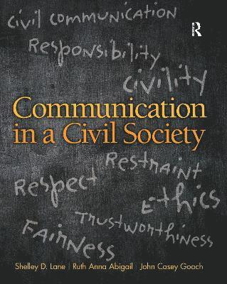 bokomslag Communication in a Civil Society