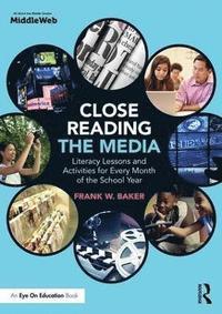 bokomslag Close Reading the Media
