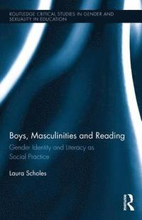 bokomslag Boys, Masculinities and Reading