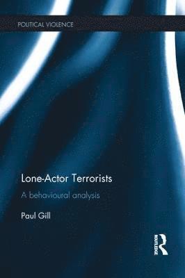 bokomslag Lone-Actor Terrorists