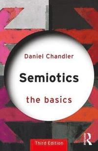 bokomslag Semiotics: The Basics