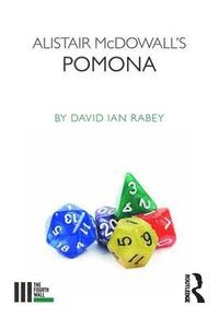 bokomslag Alistair McDowall's Pomona