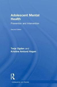 bokomslag Adolescent Mental Health