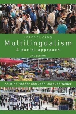 bokomslag Introducing Multilingualism: A Social Approach