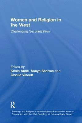 bokomslag Women and Religion in the West: Challenging Secularization