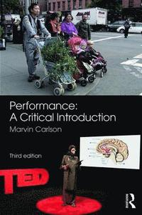 bokomslag Performance: A Critical Introduction