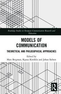 bokomslag Models of Communication