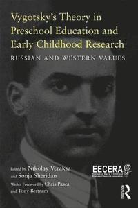 bokomslag Vygotsky's Theory in Early Childhood Education and Research