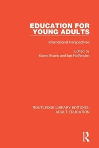 bokomslag Education for Young Adults