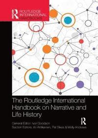 bokomslag The Routledge International Handbook on Narrative and Life History