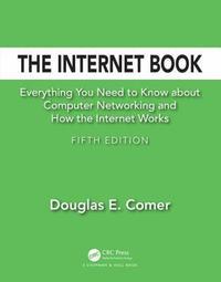 bokomslag The Internet Book