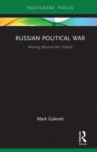 bokomslag Russian Political War