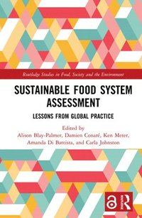 bokomslag Sustainable Food System Assessment