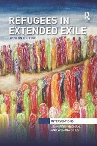 bokomslag Refugees in Extended Exile