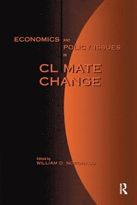 bokomslag Economics and Policy Issues in Climate Change