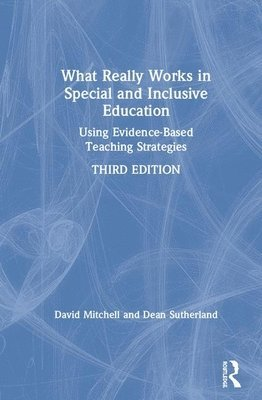 bokomslag What Really Works in Special and Inclusive Education