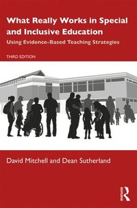 bokomslag What Really Works in Special and Inclusive Education: Using Evidence-Based Teaching Strategies