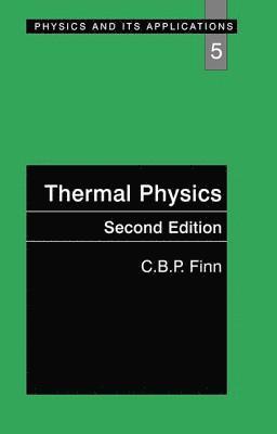 bokomslag Thermal Physics