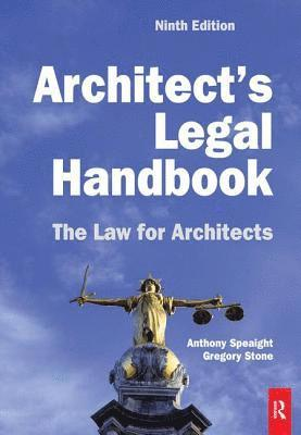 bokomslag Architects legal handbook