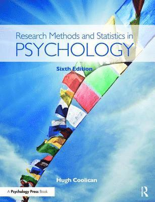 bokomslag Research methods and statistics in psychology
