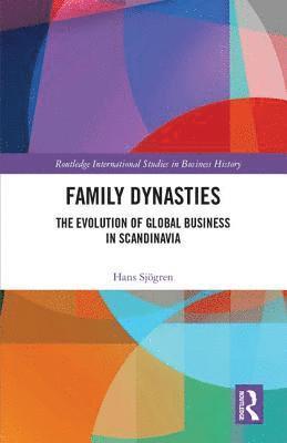 bokomslag Family Dynasties