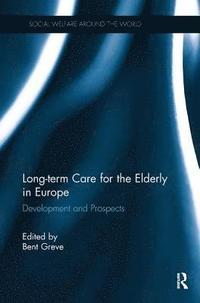 bokomslag Long-term Care for the Elderly in Europe