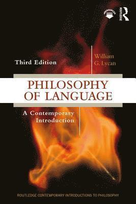 bokomslag Philosophy of Language: A Contemporary Introduction