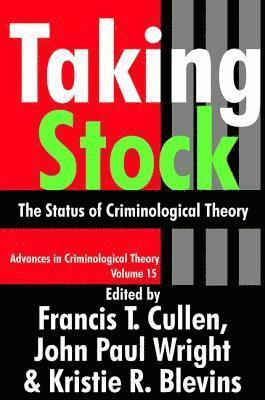Taking Stock 1