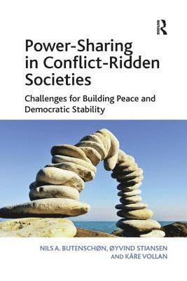 bokomslag Power-sharing in conflict-ridden societies - challenges for building peace