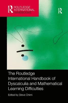 bokomslag Routledge international handbook of dyscalculia and mathematical learning d