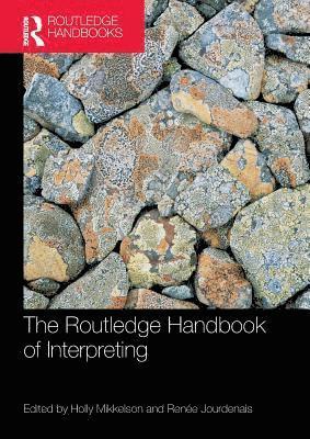 bokomslag TheRoutledge Handbook of Interpreting