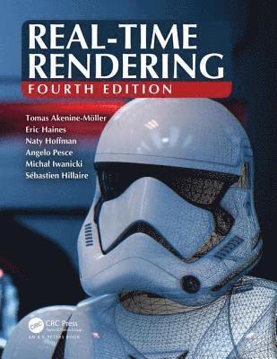 bokomslag Real-Time Rendering, Fourth Edition