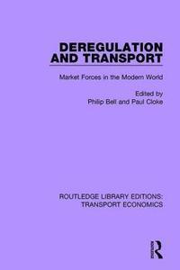 bokomslag Deregulation and Transport