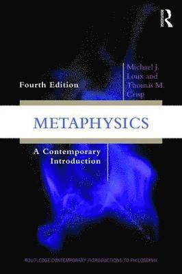 bokomslag Metaphysics: A Contemporary Introduction
