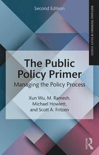 bokomslag The Public Policy Primer