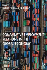 bokomslag Comparative Employment Relations in the Global Economy