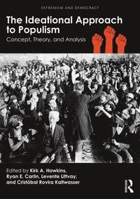bokomslag The Ideational Approach to Populism