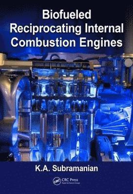 bokomslag Biofueled reciprocating internal combustion engines