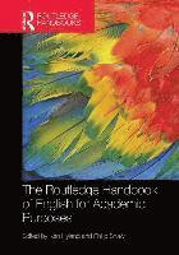 bokomslag The Routledge Handbook of English for Academic Purposes