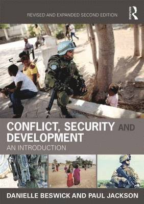 bokomslag Conflict, security and development - an introduction